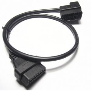 China OBD2 Male connector and Female on sale