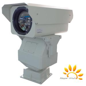 China 20km Long Range Uncooled Infrared Thermal Imaging Camera With PTZ Surveillance on sale