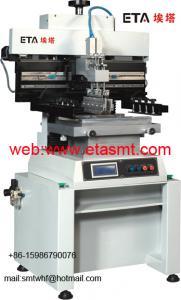 China semi-automatic printing machine on sale