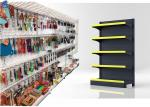 High Load Capacity Supermarket Storage Racks Wall Side 30kg / Layer