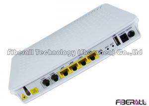 China FTTH ONU Fiber Optic Terminal Equipment , Ont Network Device ABS Plastic Housing on sale