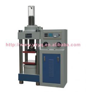 China STYE-2000B/3000B Digital Display Hydraulic Compression Testing Machine on sale