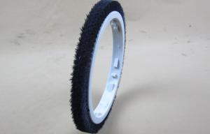 China Durable Bristles Stenter Brush Wheel Lightweight for Stenter Machinery Parts on sale