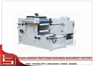 China 6 Color Flexo Label Printing Machine With Optional Equipments on sale