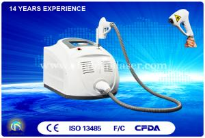 China Beard / Armpit Diode Laser Hair Removal Machine supplier