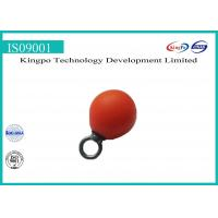 UL Test Finger Probe Test Rubber Ball For Dynamic Stability Testing