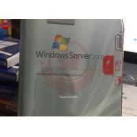 China Online Activation Windows Server 2008 R2 Standard OEM Original Key COA Sticker on sale