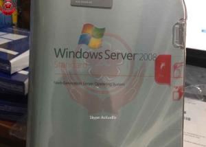 China Online Activation Windows Server 2008 R2 Standard OEM Original Key COA Sticker on sale