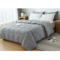 China Double Stitching BSCI  Oeko-Tex Standard Goose Down Double Duvet on sale