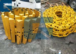 China CAT Undercarriage Components D6H Track Link Assy D6H Track Chain D6H Shoe Plate on sale