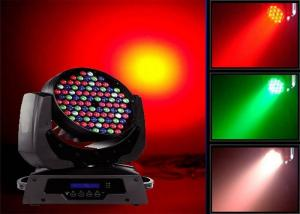 Quality 3w Rgbw Led Moving Head Stage Lighting Dmx512 Dj With Small House For Sale