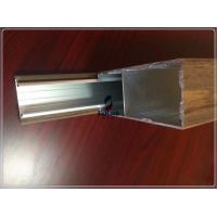 6063 T5 Industrial Aluminium Extrusion Products Anodized For Building Material