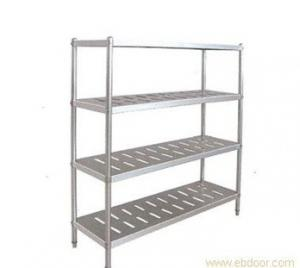 ... Quality 4 Tier Restaurant Commercial Catering Equipment Detachable Stainless  Steel Storage Racks For Sale ...
