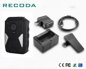 China Real Time WIFI 4G Body Camera Video GPS Tracking 1440P HD Fire Proof Wearable on sale