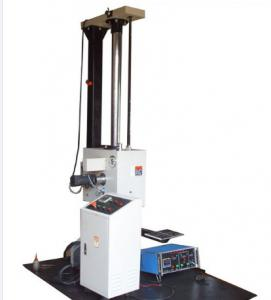 China Ac220v 50hz Drop Test Equipment For Single Wing Package / Paper Carton on sale