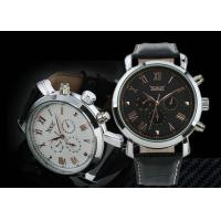 14mm Silver Accurate Classic Man Watch , Automatic Mechanical Movement