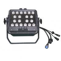 20pcs 15w Rgbwa 5 in 1 Outdoor Led Par Light  Ip65 par Light For Outdoor Stage