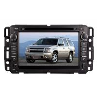 China 7 inch Window CE 6.0 Canbus HiFi Chevy Navigation System for Suburban GMC Yukon 2007-2012 on sale