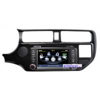 "Kia K3/RIO GPS Satnav Navi DVD Player Radio Headunit 7"" Touch Screen Car Stereo Three Zone"