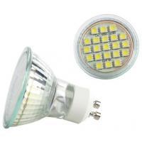 High Power 2500K - 7000K gu10 RGB led spot light 1.5W 8W 16W , E26 / E14 , 24V / 110V