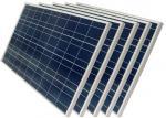 Polycrystalline Solar Module / 110 Watt House Solar Panels Providing Special Design