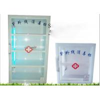 China Stainless Steel UV Light Sterilization , UV Disinfection Light Box For Medical on sale