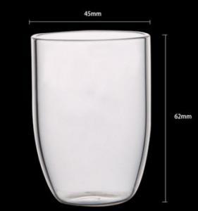 China good transparent  quartz glass crucible with lid for lab using capacity  10ml ,20ml ,30ml ,50ml ,100ml 120ml etc on sale