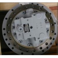 Hydraulic travel motor final drive Nabtesco GM06/09/21/35/40