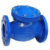 China DN 40-DN 800 Stainless Steel Check Valve Face To Face Ss Swing Check Valve on sale