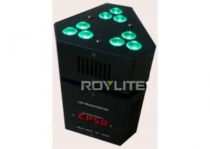 China 9 x 3w RGB 3 in 1 LED Truss Warmer Professional Stage Lighting equipment on sale
