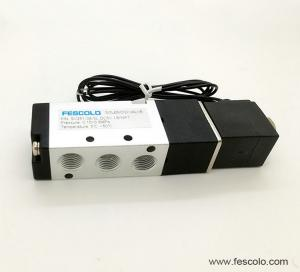 China 4V Series 2positions/5ways or 3positions/5ways Solenoid Valve on sale