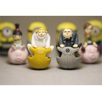 China Minions Plastic Toy Figures on sale