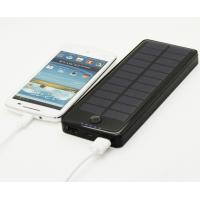 Double USB Solar Charger,15000 mAh Solar Charger,Solar Power Bank/Backup Battery