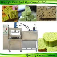 Cookies making machine Thai green bean cookies machine