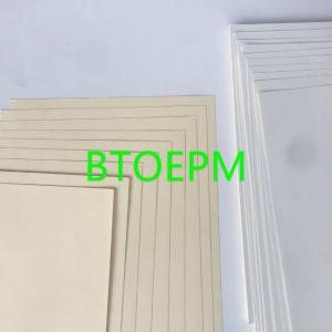 China Thickness 1mm 1.2mm Breathable 100g Eco Friendly Test Liner Paper on sale