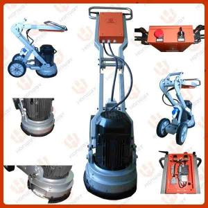 China 2.2KW Concrete Floor Grinding Machine For Floor Edge And Small Floor Area on sale