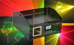 China 680mW Animation High-speed Optical Violet Laser LV750RGB  on sale