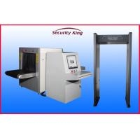Walk Through Security Check Xray Automated Inspection Systems for Subway Station