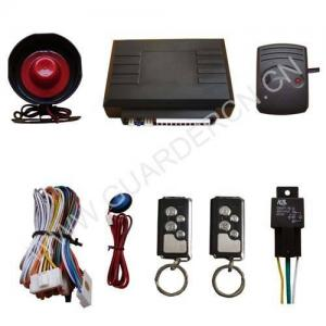 China Upgraded Model Car Alarm System on sale