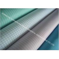 Hydro Resistance Industrial Filter Cloth , Anti - Static Polyester Filter Fabric