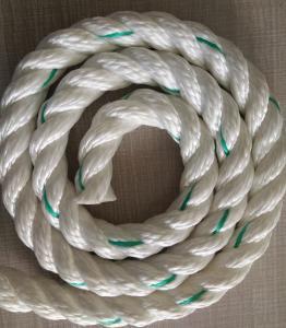 China Climbing Net Making Poly Dac Rope-16mm(5/8) on sale