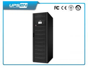 China Uninterrupted Power Supply 10Kva - 80Kva with 0.9 Power Factor and Intelligent Battery Management on sale