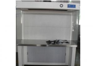 China Mobile Horizontal Laminar Flow Cabinets , Biological Lab Aerospace Clean Room Benches on sale