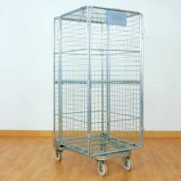 China galvanized steel roll cage on sale