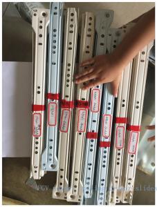 China 0.8mm Fgv Drawer Slides , Fgv Drawer Runners Blum Type High Performance on sale
