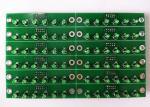 LED Lighting FR-4 SMT PCB Board Assembly White Silkscreen Green Soldermask