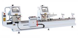 China Digital Display Aluminum Window Machine Double Head Cutting Machine Mitre Saw on sale