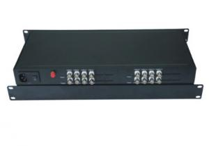 China Auto-Adaptation 16ch Video Optical Transmitter With 18 Inch Duralumin Chasses 170V-240VAC on sale