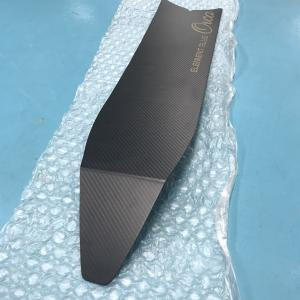China Strong And Elastic Carbon Fiber Freediving Fins For Outside Sports on sale