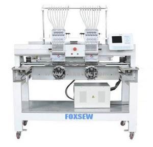 China Single Head Compact Embroidery Machine FX902 Series on sale